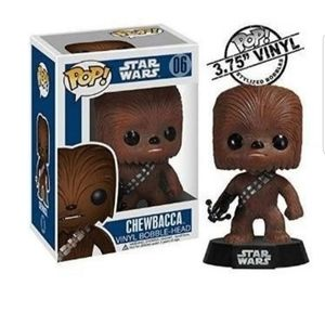 Funko Pop CHEWBACCA #06